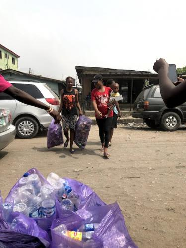 AJAH COMMUNITY RECYCLING