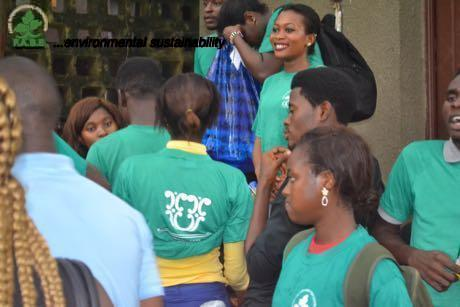 FABE Cleans University of Lagos Lagoon Front - 2015