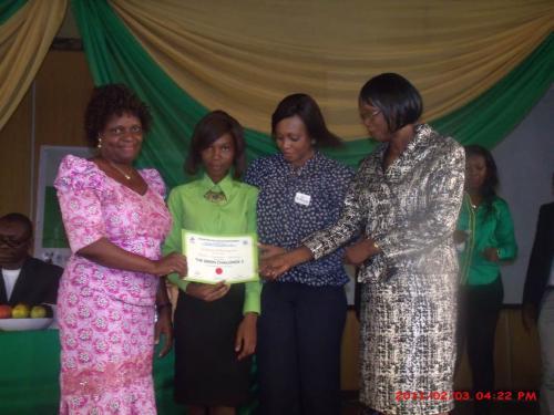 Green Challenge 2013