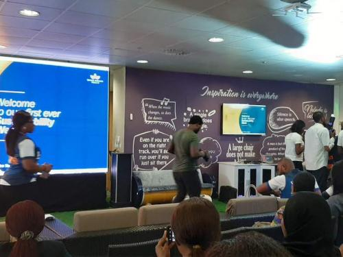 Sustainability week with British American Tobacco